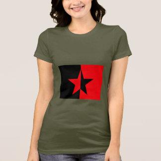 Zapatista die Armee-des Grüns der T-Shirt
