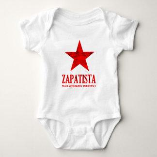 Zapatista Frieden Baby Strampler
