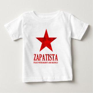 Zapatista Frieden Baby T-shirt