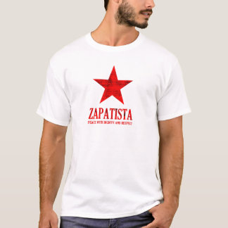 Zapatista Frieden T-Shirt