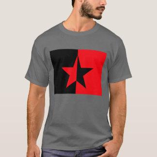Zapatista von Mexiko-Entwurf auf den Männern grau T-Shirt
