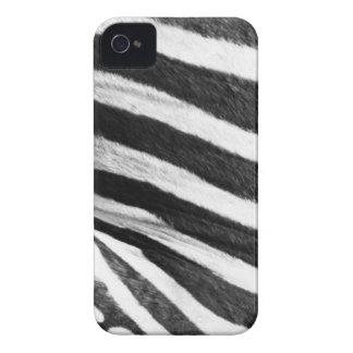 Zebra Bürste streicht Farbe kreative helle Digital iPhone 4 Cover