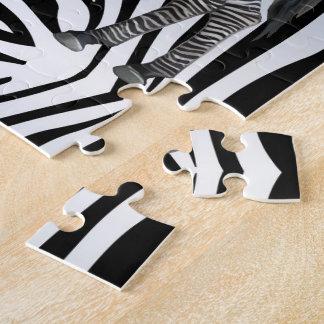Zebra-Puzzle Puzzle