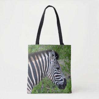 Zebra-Taschen-Tasche