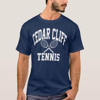Zedern-Klippen-Tennis-T - Shirt