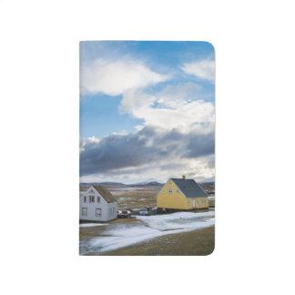 Zeitgenössische Häuser Tagebuch