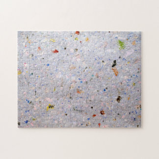 Zeitschriften u. blaue Tinte Puzzle
