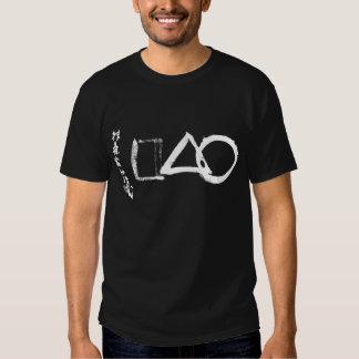 """ZEN:  """"Das Universum """" T-shirts"""