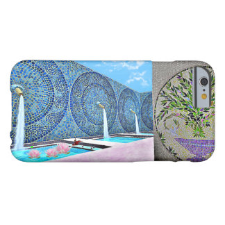 Zen-Lotus-Bad iPhone 6/6s kaum dort Telefon-Kasten Barely There iPhone 6 Hülle