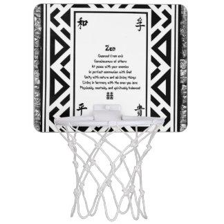 Zen Mini Basketball Ringe