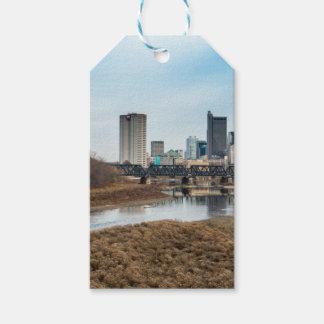 Zentrales Geschäftsgebiet Columbus, Ohio Geschenkanhänger