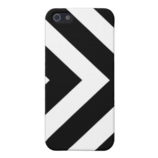 Zickzack Fall iPhone Muster der iPhone 5 Cover
