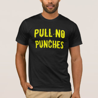 Ziehen Sie keine Durchschläge - rasendes T-Shirt