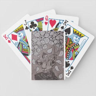 Ziel wahr durch Carter L. Shepard Bicycle Spielkarten