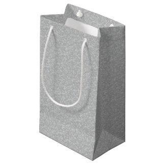 Zink-Platten-Hintergrund Kleine Geschenktüte