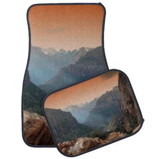 Zion Nationalpark, Utah Autofußmatte