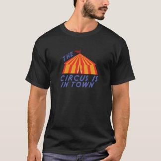 Zirkus-Stadt T-Shirt