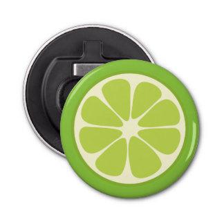 Zitronen-Limone grüne saftige Flaschenöffner