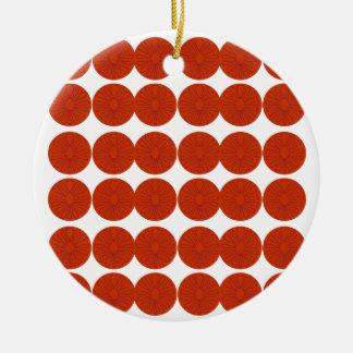 Zitronenentwurfsillustration Keramik Ornament
