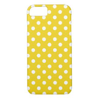 Zitronengelber Tupfen iPhone 7 Fall iPhone 8/7 Hülle