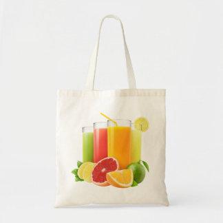 Zitrusfruchtsäfte Budget Stoffbeutel