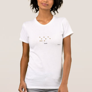 Zoe in Blindenschrift T-Shirt
