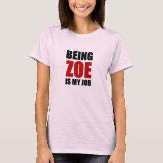Zoe sein T-Shirt