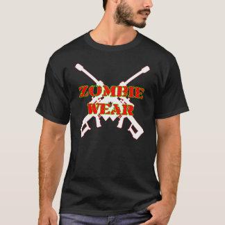 Zombie-Abnutzung .50 Kaliber T-Shirt