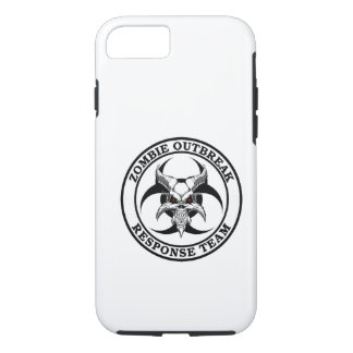 Zombie-Ausbruch-Biogefährdung-Dämon iPhone 8/7 Hülle