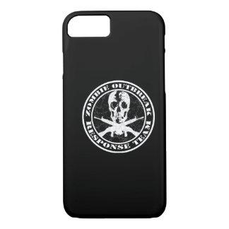 Zombie-Ausbruch-Warteteam iPhone 8/7 Hülle