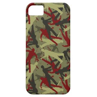 Zombie-Camouflage-Muster Schutzhülle Fürs iPhone 5