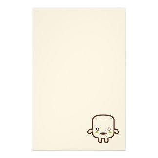 Zombie-Eibisch Briefpapier