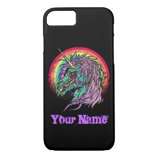 Zombie-Einhorn iPhone 8/7 Hülle
