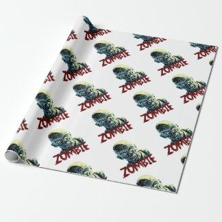 Zombie Geschenkpapier