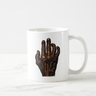 Zombie-Hand Tasse