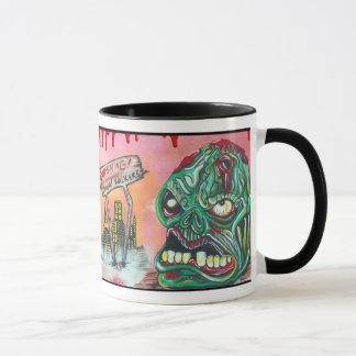 Zombie-Jäger Tasse