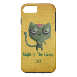 Zombie-Katze iPhone 8/7 Hülle