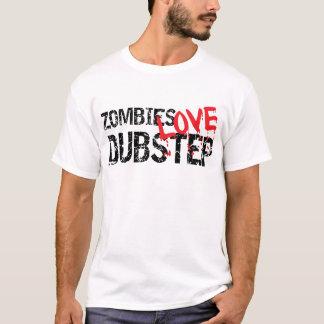 Zombie-Liebe Dubstep T-Shirt