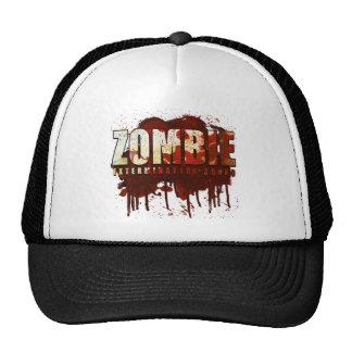 Zombie-Mörder-Hut Netzkappe