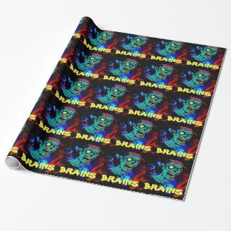 Zombie-Packpapier Geschenkpapier
