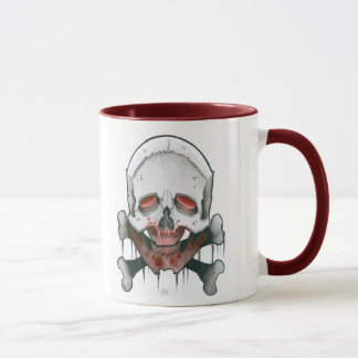 """Zombie-Saft "" Tasse"