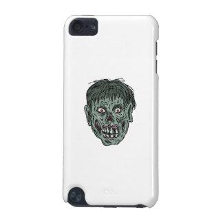 Zombie-Schädel-Hauptzeichnen iPod Touch 5G Hülle