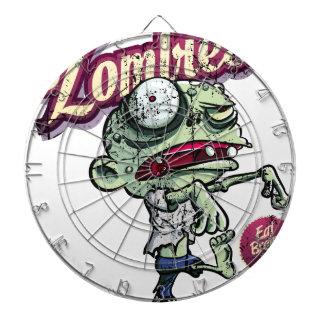 Zombies eat Brains Dartscheibe