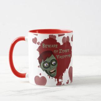 Zombievalentines-Tasse Tasse