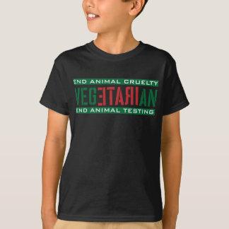Zorniger Vegetarier T-Shirt