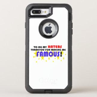 Zu allen meinen Hassern! OtterBox Defender iPhone 7 Plus Hülle