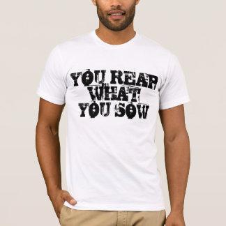 Zu ernten Sau T-Shirt