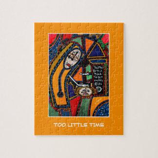 Zu wenig Zeit - Zeit-Stücke Puzzle