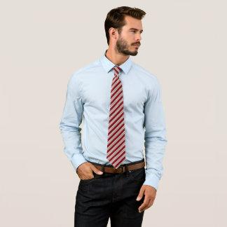 Zuckerstange Stripes Feiertag Krawatte