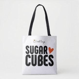 Zuckerwürfel-Taschen-Tasche mit Zuckerwürfel-Baby